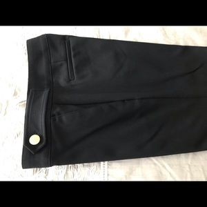 Trousers in Button Tab Waist Marisa Fit
